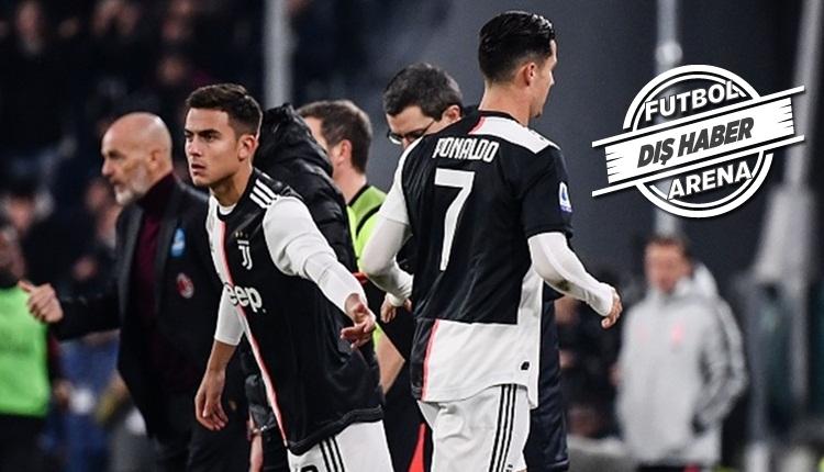 Cristiano Ronaldo'dan Sarri'ye olay tepki! Stadyumu terk etti