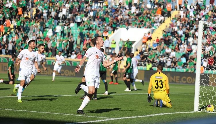 Denizlispor 0-2 Sivasspor, beIN Sports maç özeti ve golleri (İZLE)