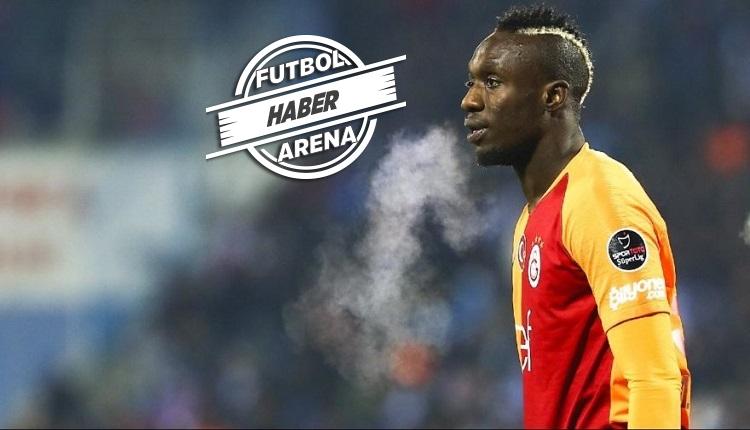 Diagne Abdurrahim Albayrak'ın locasında maçı izledi