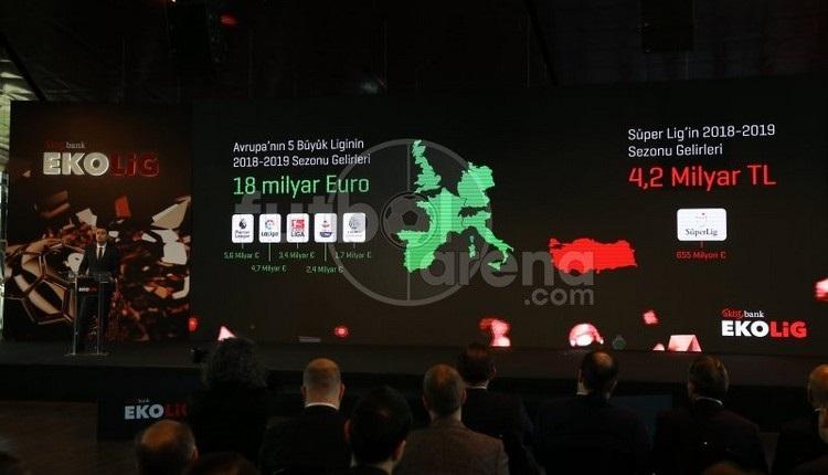 EkoLig raporu açıklandı! Dikkat çeken rakamlar