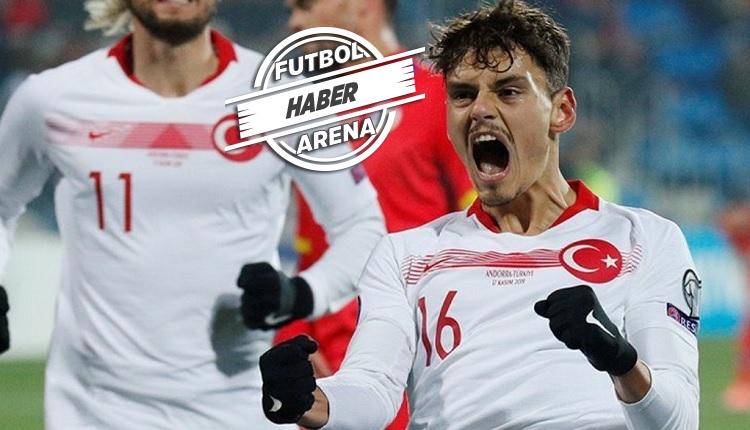 Enes Ünal'ın Andorra'ya attığı goller (İZLE) - Milli takımda ilk