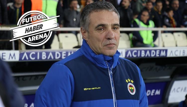 Ersun Yanal: 'Fenerbahçe'nin mazereti olmaz!'