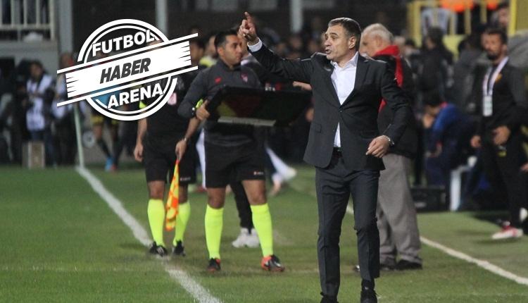 Ersun Yanal isyan etti: 'Böyle mi adalet olacak futbolda?'