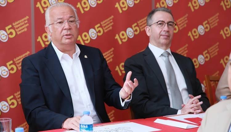 Eşref Hamamcıoğlu'ndan Galatasaray başkan adaylığı açıklaması