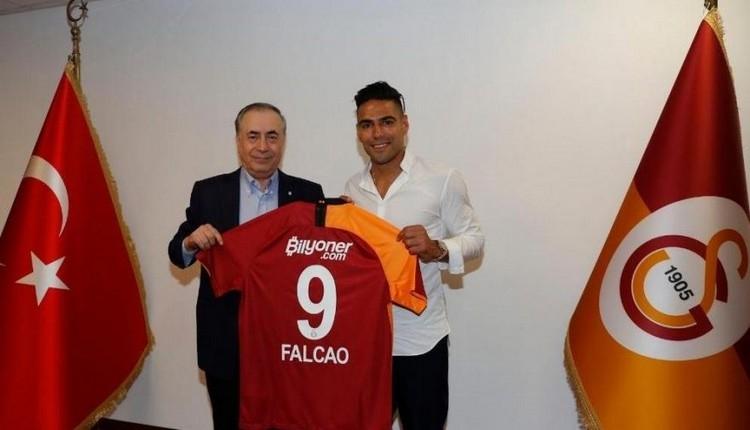 Falcao için transfer itirafı!
