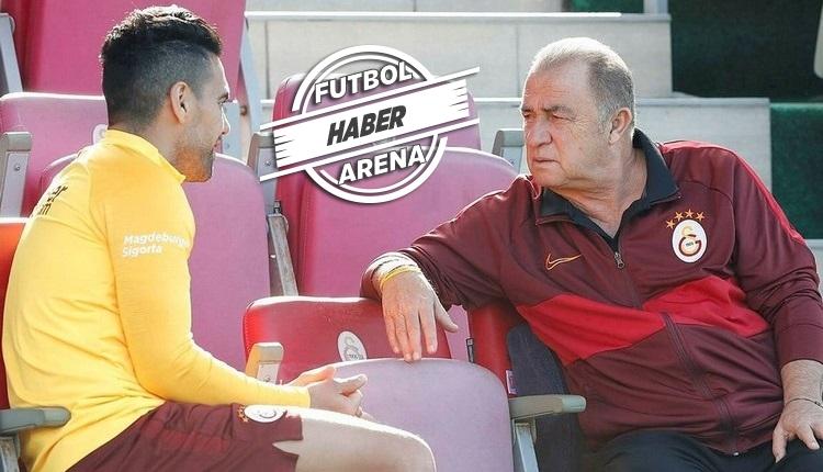 Falcao, İstanbul'a dönüyor! Trabzonspor maçında kadroda mı?