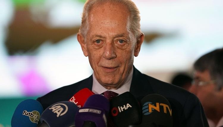 Faruk Süren'den Galatasaray başkan adaylığı açıklaması