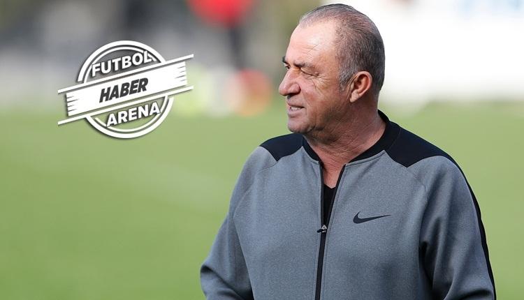 Fatih Terim'den Başakşehir maçı kararı! Sistem netleşti