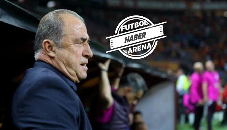 Fatih Terim'den Real Madrid maçı öncesi karar