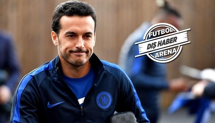 Fenerbahçe için transferde Pedro iddiası
