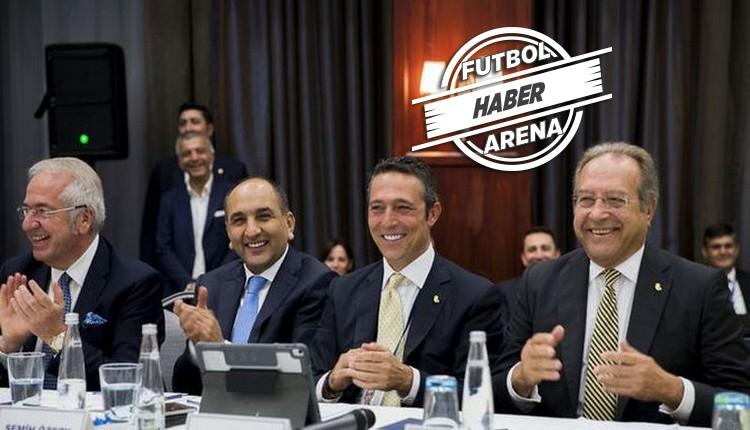 Fenerbahçe'de 4 kişilik İcra Kurulu oluşturuldu