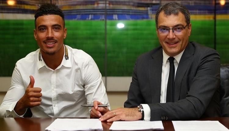 Fenerbahçe'de Dirar'ın sözleşmesi uzatıldı