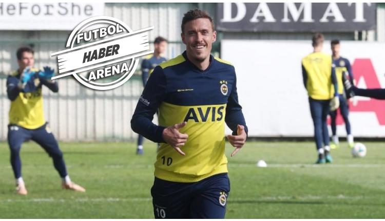Fenerbahçe'ye Göztepe maçı öncesi Max Kruse müjdesi