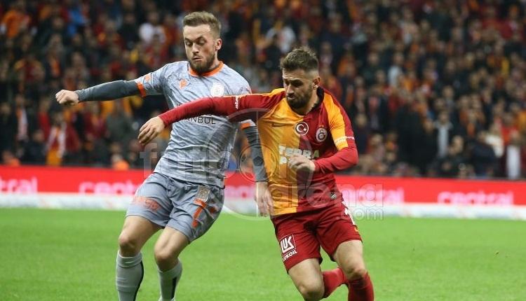 Galatasaray 0-1 Medipol Başakşehir maç özeti ve golü (İZLE)