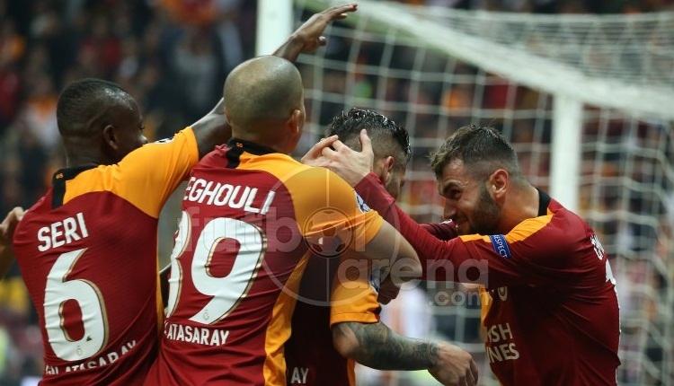 Galatasaray 1-1 Club Brugge, Bein Sports maç özeti ve golü (İZLE)