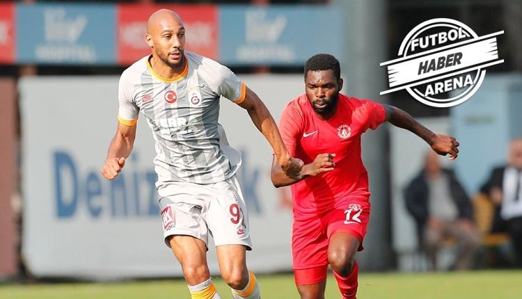 Galatasaray 4-0 Ümraniyespor maç özeti ve golleri (İZLE)