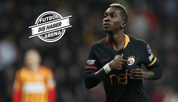Galatasaray'a Onyekuru'da rakip! Lokomotiv Moskova devrede