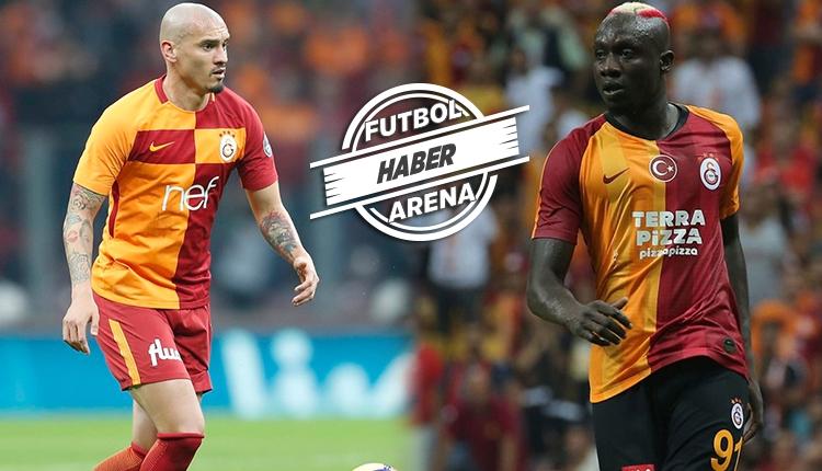Galatasaray'da Diagne ve Maicon gündemde