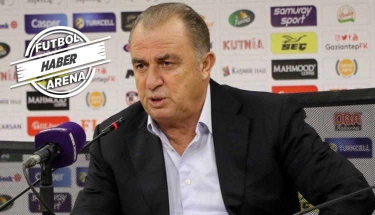 Galatasaray'da Fatih Terim'in kararı! 3-5-2 ile devam