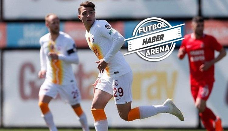 Galatasaray'da Fatih Terim'in son keşfi