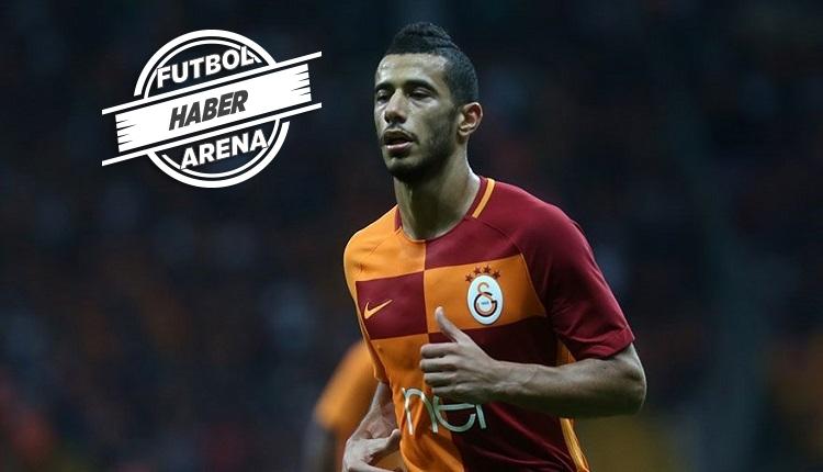 Galatasaray'da flaş gelişme! Belhanda kadrodan çıkarıldı