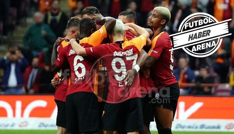 Galatasaray'da gelenek bozulmadı! Tek rakibi Liverpool
