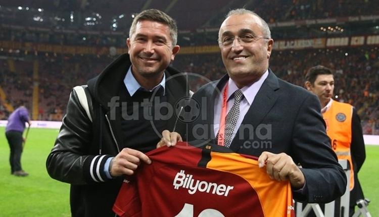 Galatasaray'da Harry Kewell sürprizi!