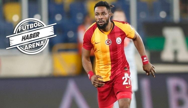Galatasaray'da Luyindama üzüntüsü! Milli maçta bir sakatlık daha