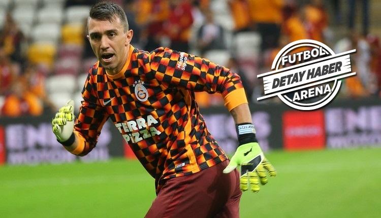 Galatasaray'da Muslera farkı! Ligin en az gol yiyen kalecisi