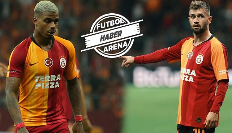 Galatasaray'da örnek gösterilen 2 futbolcu