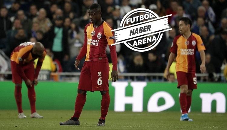 Galatasaray'da takım içindeki sorunlar ayyuka çıktı