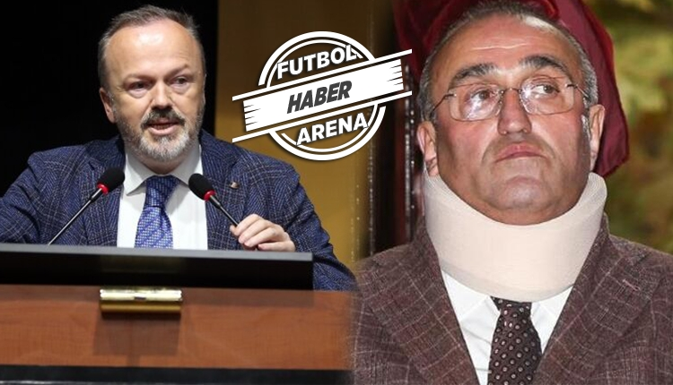 Galatasaray'da yönetime de nazar değdi