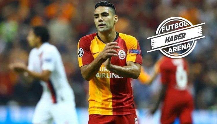 Galatasaray'dan açıklama! Falcao ne zaman dönecek?