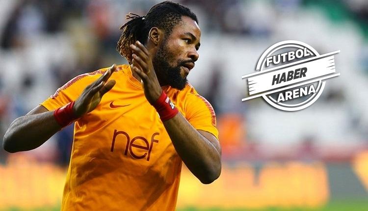 Galatasaray'dan Luyindama kararı! Sözleşmesi dondurulacak