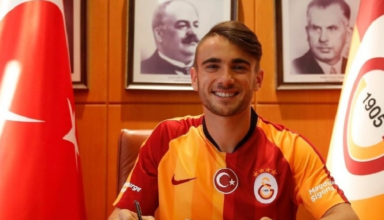 Galatasaray'dan Yunus Akgün'e yeni sözleşme (Yunus Akgün kimdir?)