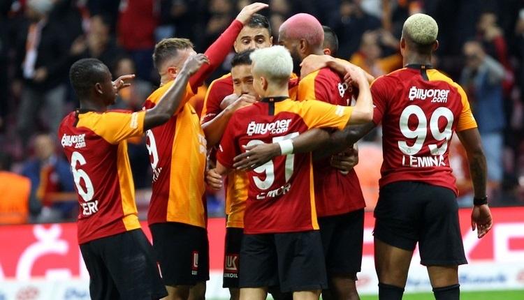 Galatasaray'ın Real Madrid maçı kadrosu açıklandı