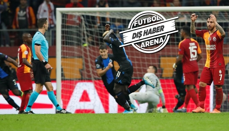 Mata (Club Brugge): Galatasaray'ın stadını başka yerde görmedim