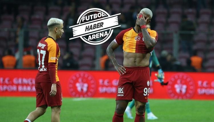 Galatasaray'ın Türk Telekom Stadyumu rekoru tarihe gömüldü