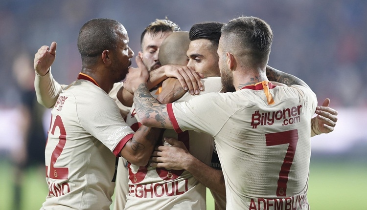 Gaziantep FK 0-2 Galatasaray, beIN Sports maç özeti ve golleri (İZLE)