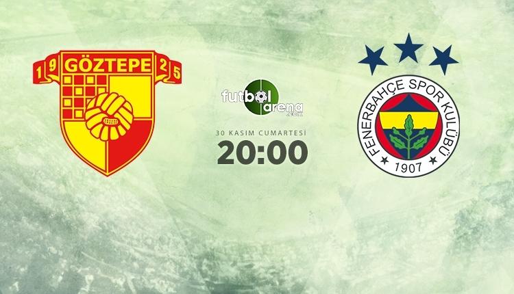 Göztepe-Fenerbahçe canlı izle, Göztepe-Fenerbahçe şifresiz İZLE (Göztepe-Fenerbahçe beIN Sports canlı ve şifresiz İZLE)