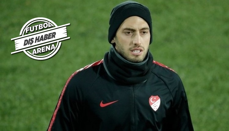 Hakan Çalhanoğlu'ndan Galatasaray itirafı!