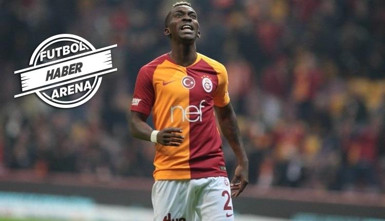 Henry Onyekuru'nun Galatasaray'dan alacağı para