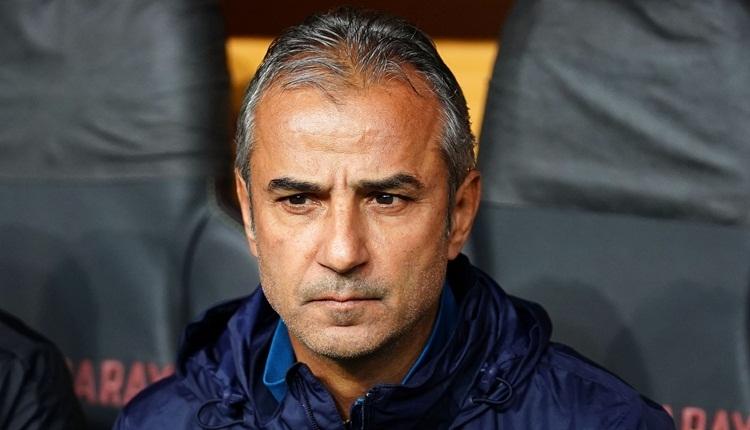 İsmail Kartal'dan Galatasaray maç sonu penaltı tepkisi