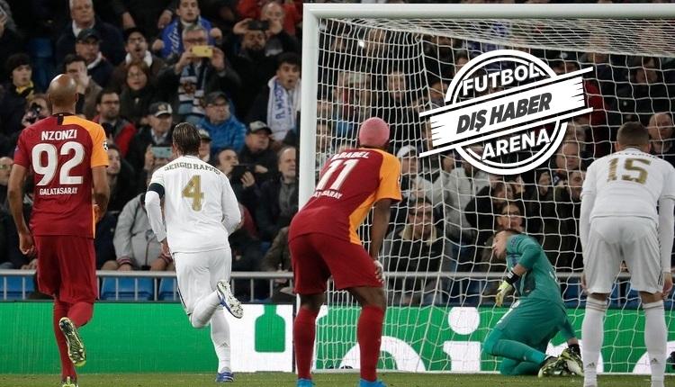 İspanyol basını: 'Real Madrid, Galatasaray'ı süpürdü'