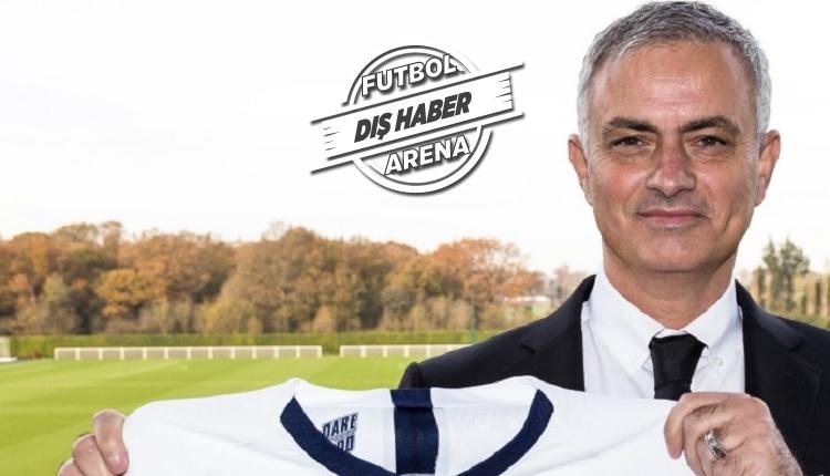 İşte Jose Mourinho'nun Tottenham'a istediği ilk yıldız