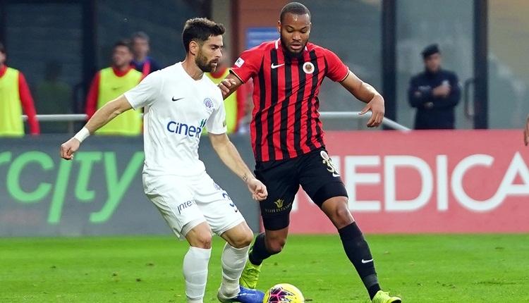 Kasımpaşa 1-2 Gençlerbirliği maç özeti ve golleri (İZLE)