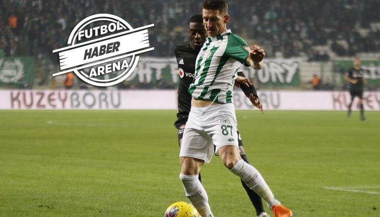Konyaspor'un iptal edilen golü! Karar doğru mu?