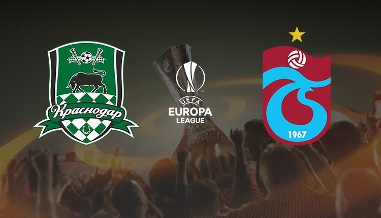 Krasnodar-Trabzonspor canlı izle, Krasnodar-Trabzonspor şifresiz İZLE (Krasnodar-Trabzonspor beIN Sports canlı ve şifresiz İZLE)