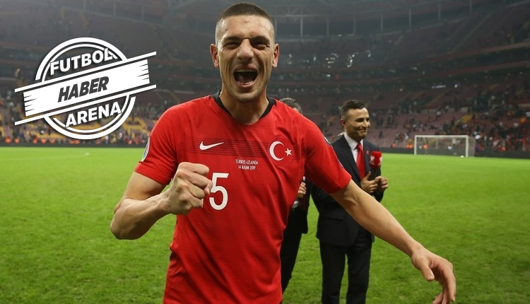 Merih Demiral, EURO 2020'nin en iyi 11'inde