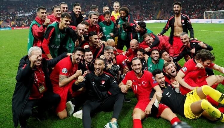 Milli Takım'da 9 futbolcu kadrodan çıkarıldı